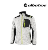 Albatros Kleider 264590.820 - Strick-/Softshelljacke