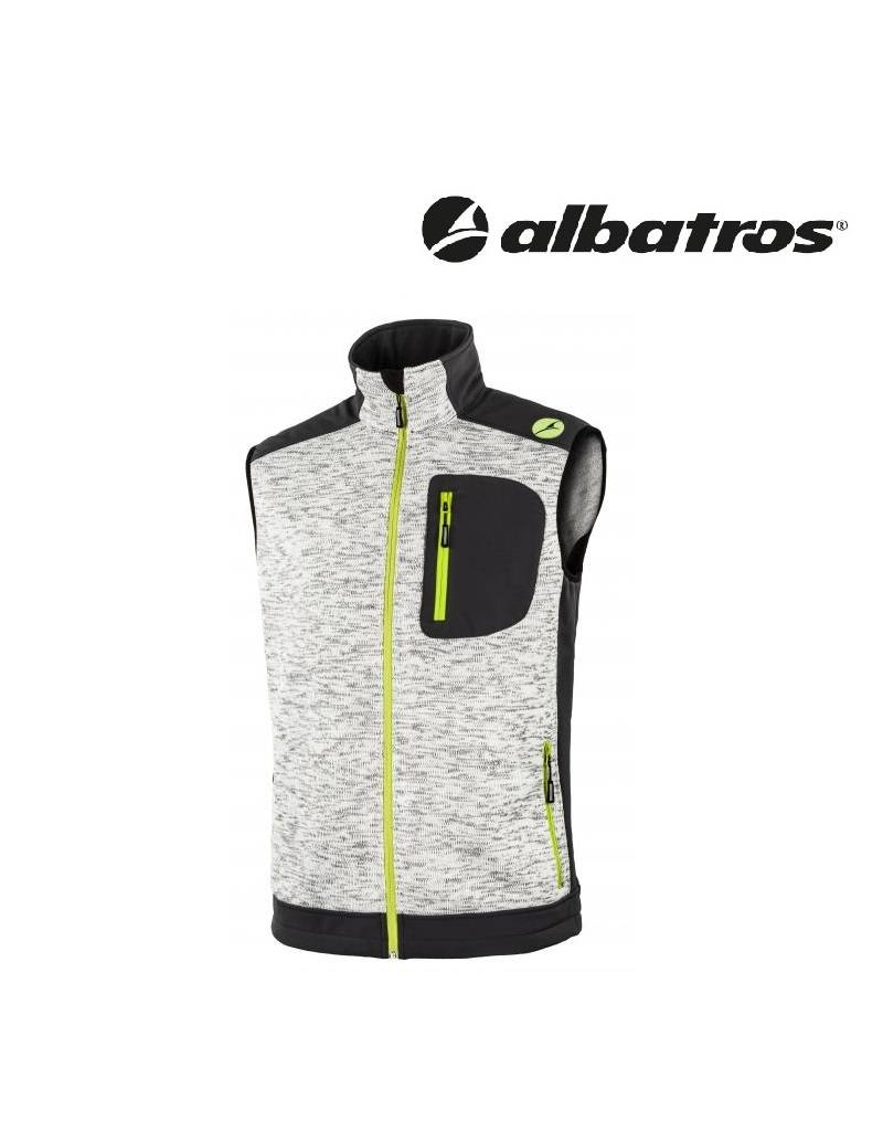 Albatros Kleider 279970.820 - Strick-/Softshellweste