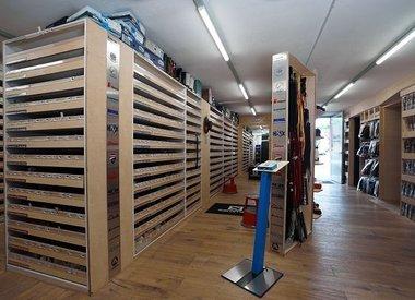 Neueröffnung Dreispitz - Basel
