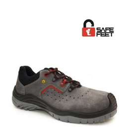 Safe Feet PSL Phyton Grey S1P - Sicherheitsschuh