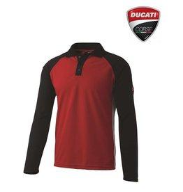 Ducati 23DUC1 - Polo-Shirt Langarm