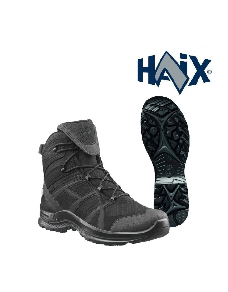 Haix 330042 Black Eagle Athletic 2.1 mid black GTX