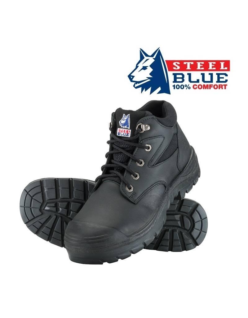 Steel Blue  382808 S3 - Sicherheitsschuh mit Ristschutzverstärkung 100J