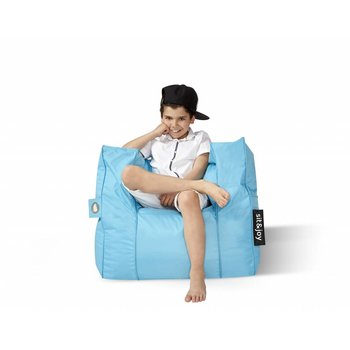 Sit&Joy Poco Aquablauw