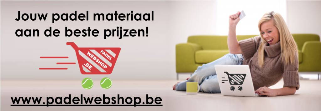 Intro padelwebshop