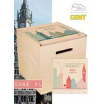 Herinner-Dingen-Doos Skyline Gent