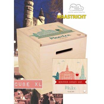 Herinner-Dingen-Doos Skyline Maastricht