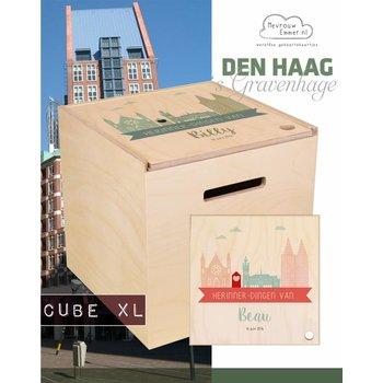 Herinner-Dingen-Doos Skyline Den Haag