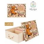 Herinner-Dingen-Doos Vintage Teddybeer