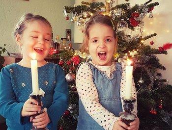 Over Kerstmis, vaderschap en dementie..