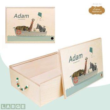 Herinner-Dingen-Doos Dierenboot / Ark