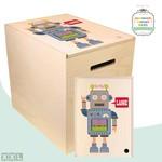 Herinner-Dingen-Doos Robot Jongen