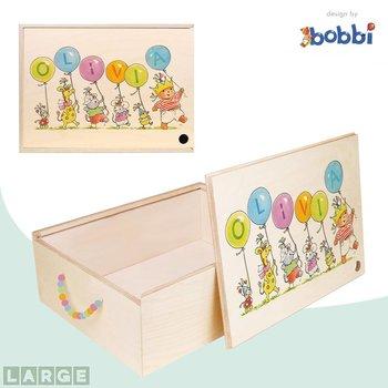 Herinner-Dingen-Doos Bobbi en vriendjes ballonnenoptocht