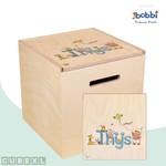 Herinner-Dingen-Doos Bobbi Naamtekening (tip!)
