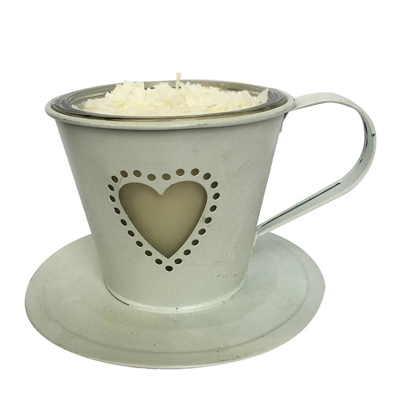 Sojakaars Teacup (brandtijd > 60 uur)
