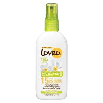 LOVEA Bio Sun Spray SPF 15 125 ml