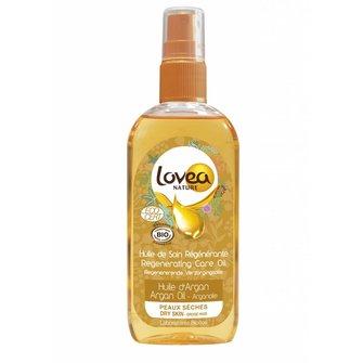 LOVEA Nature Argan Regenarating Body Oil 125ml
