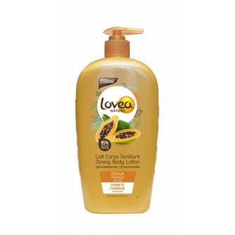 LOVEA Nature Papaya Toning Bodylotion 500ml