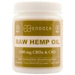 Endoca CBD Capsules Raw 15%