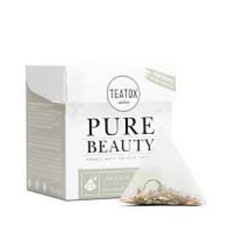 Teatox Teatox Pure Beauty Tea Bags Bio 12x2g