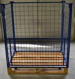 SalesBridges Opzetrand staal H1000mm klapraam