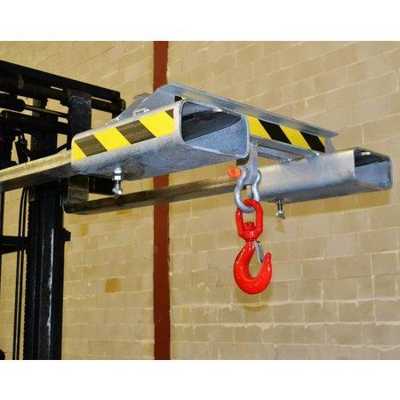 SalesBridges Lifting beam with load hook 4150 kg