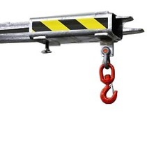 Lifting beam with load hook 2000 kg
