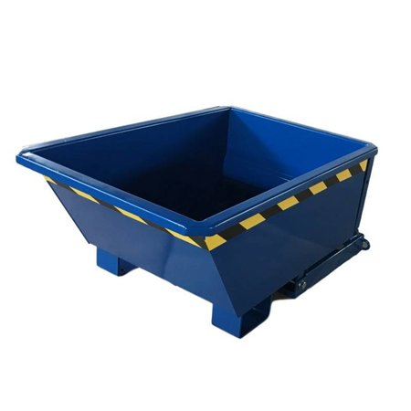 SalesBridges Mini Chip Container 350L Mini Tipper Container