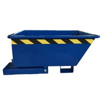 Mini Chip Container 350L Mini Tipper Container