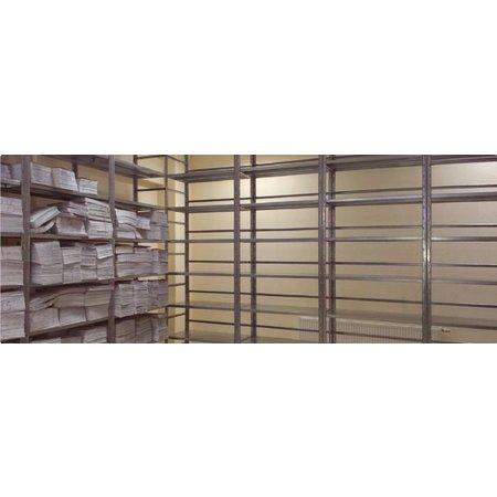 SalesBridges Archive Rack Heavy Duty 40/80