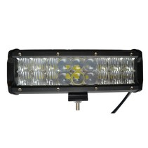 LED 54W Werklamp  5D Bar Balk CREE Chip 7000lm 6000K IP68