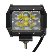 LED Worklamp 18W 5D Floodlight Bar CREE Chip 1260lm 6000K IP68