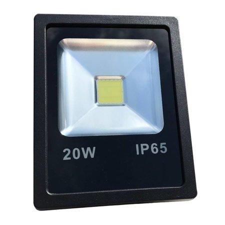 SalesBridges LED 20W Floodlight New Ultra Slim Construction Lamp