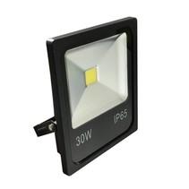 LED 30W Bouwlamp Ultra Dun Schijnwerper Buitenverlichting