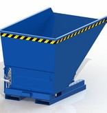 SalesBridges Kantelbak Automatisch 1600L Kiepbak Afrolsysteem