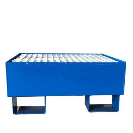 SalesBridges Retention Basin of Steel / 1 Barrel