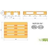 SalesBridges 45 x EuroPallets Gebruikt A Grade Bulk