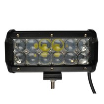 LED 36W Werklamp 5D Bar Balk CREE Chip 4900lm 6000K IP65