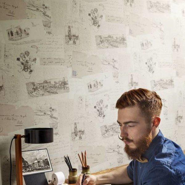 Voca BN Van Gogh behang