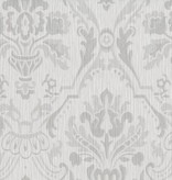 Dutch Wallcoverings San Priamo ornament wit