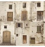 Dutch Wallcoverings Exposed deuren/ramen beige
