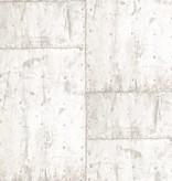 Dutch Wallcoverings Exposed metaal creme