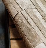 Dutch Wallcoverings Exposed stenen beige