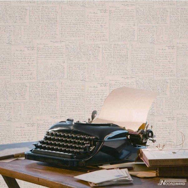 Noordwand Memories Vintage Briefpapier