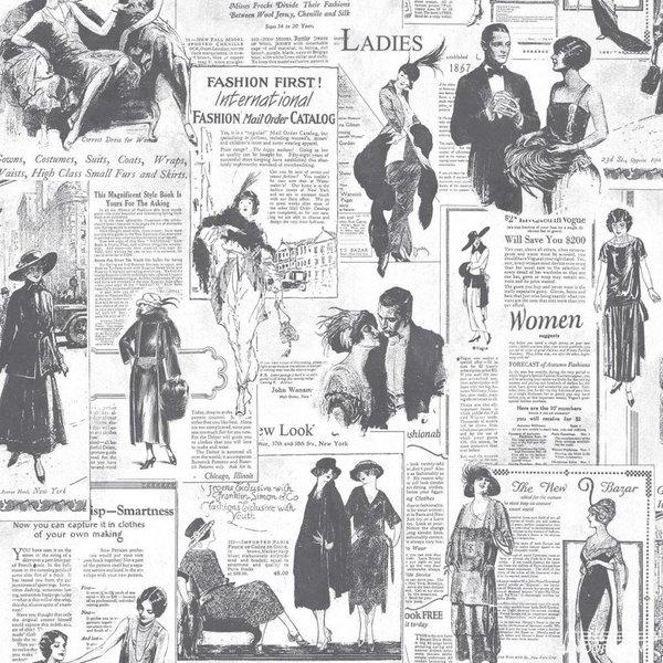 Noordwand Memories Vintage Krantenknipsels