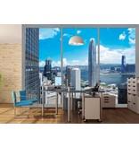 Dutch Wallcoverings AG Design Window In City 4D