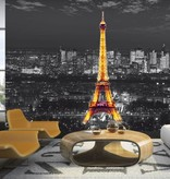 Dutch Wallcoverings AG Design Eiffel In The Night 4D