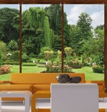 Dutch Wallcoverings AG Design Window In Garden 4D