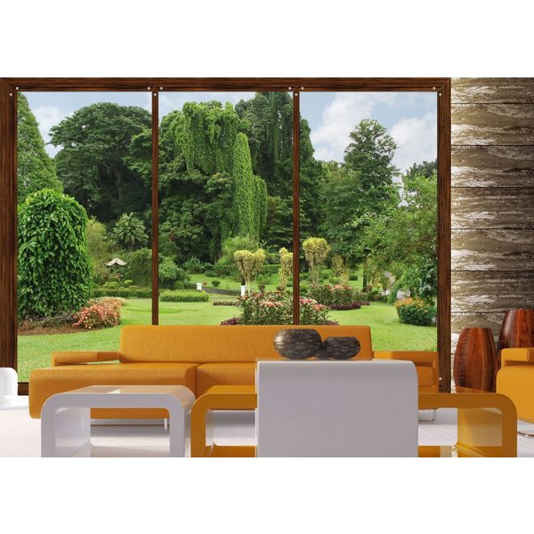 AG Design Window In Garden 4D