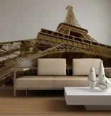 Dutch Wallcoverings AG Design Eiffel Tower B&W 4D